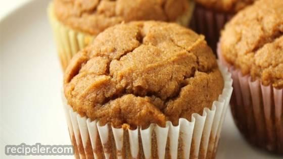 Laura's Gluten- and Dairy-Free Pumpkin Muffins