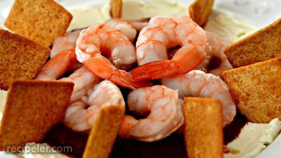 Layered Shrimp