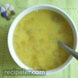 Lemon and Potato Soup