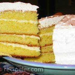 lemon ce-box cake