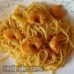 Lemon Pepper Shrimp with Mustard