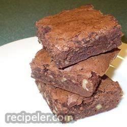 linda's awesome brownies