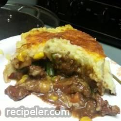 Linda's rish Shepherd's Pie