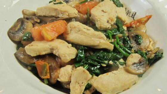 lisa's 1-skillet chicken