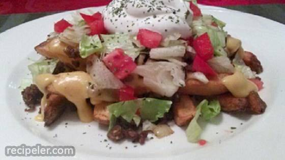 Loaded Nacho Swamp Taters