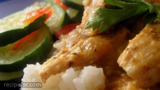 Loquat Chicken