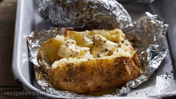 Lori's Campfire Potatoes