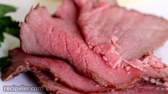 Louise's Herbed Beef Tenderloin