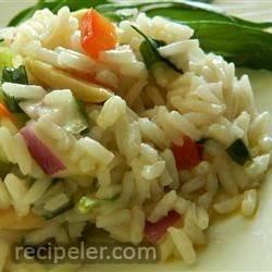 Louisville Rice Salad