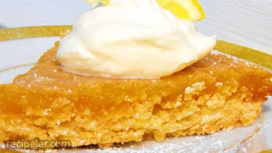 love the mama lemon bars