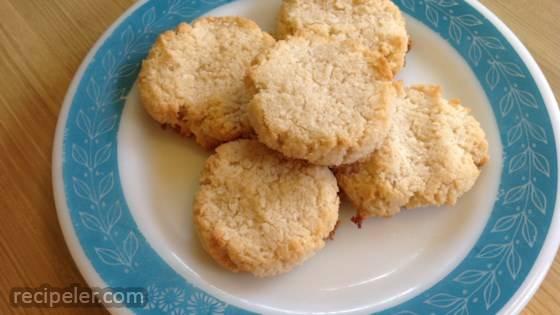 Low-Carb Almond Coconut Sandies (Keto, Gluten-Free)