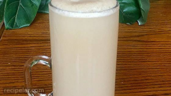 Low-Carb Coffee Frappe