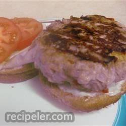 Low Fat Turkey Burgers