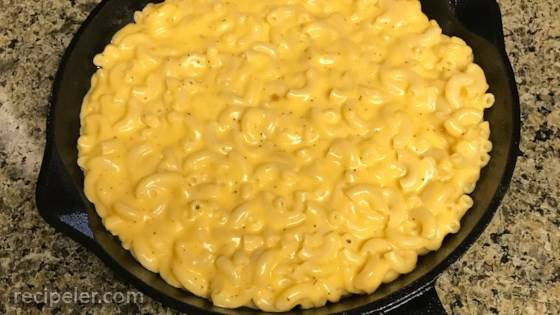 Macaroni and Cheese Southern Style