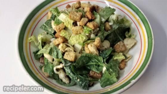 Macaroni Caesar Salad