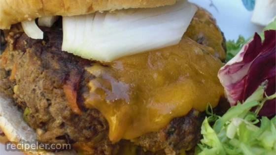 Mad Cow Hamburger