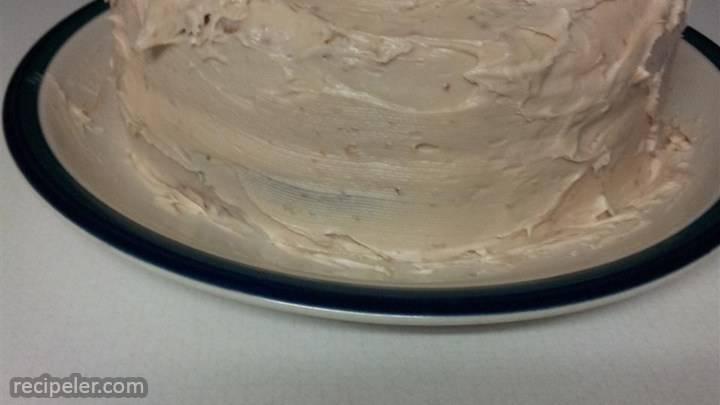 Magic Spice Cake