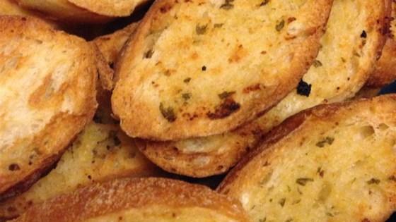 make-ahead garlic toast