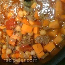Make-Ahead Moroccan Lamb Stew