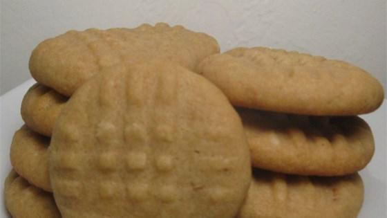 Make Ahead Peanut Butter Cookies