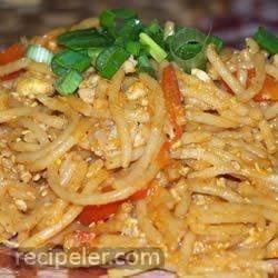 Malaysian Chinese Style Pasta