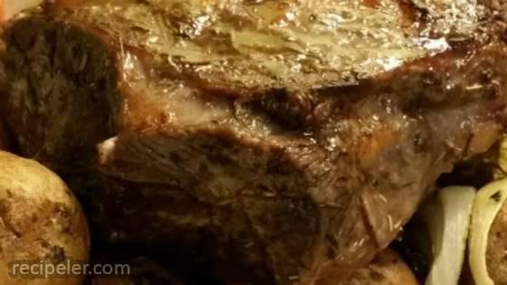 Mama's Lamb Roast