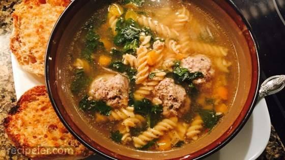 mama's talian wedding soup
