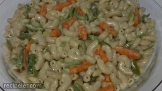 Mange-Tout (Sugar Snap Peas) Pasta