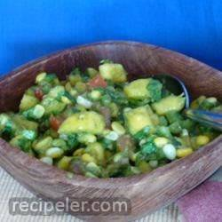 Mango Corn Salsa