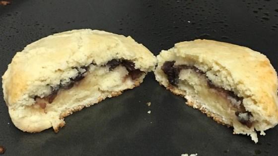 manju (japanese sweet bean paste cookies)