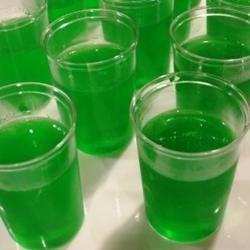 margarita jell-o® shots