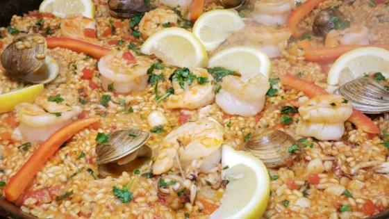 maria's classic paella