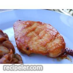 Marinated Chicken Barbecue
