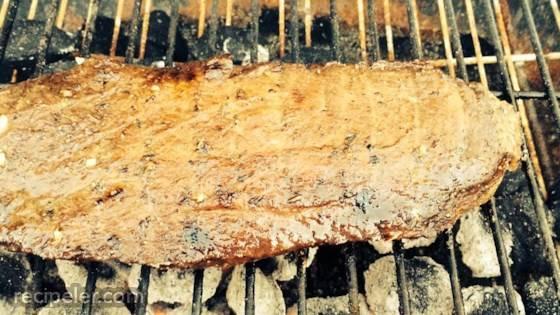 Marinated Flat ron Steak