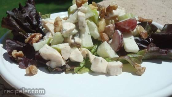 Marlene's Chicken Waldorf Salad