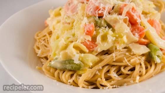 Maryanne's Pasta Primavera