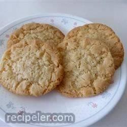 mayonnaise cookies