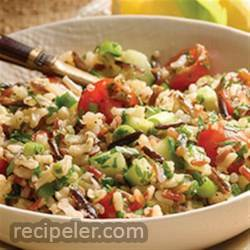 Mediterranean Tabbouleh Salad