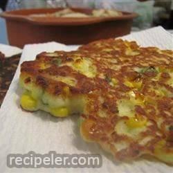 Mema's Corn Fritters