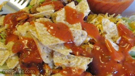 Mexican Chip Salad