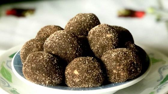mexican coffee balls