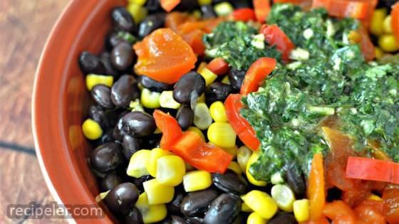 Mexican Green Papaya Salad