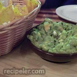 Mexican Guacamole