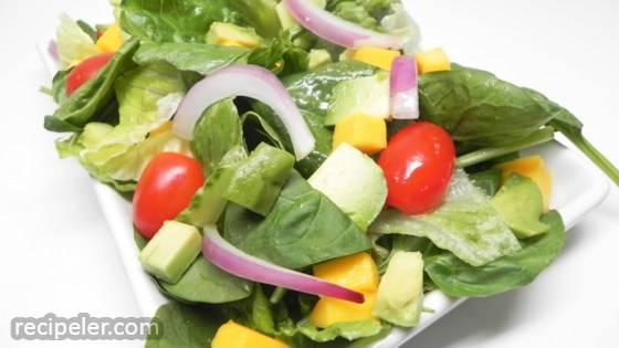 Mexican Mango Salad