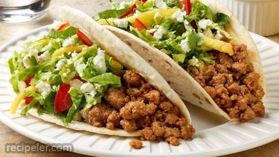 Miami Street-Style Turkey Tacos