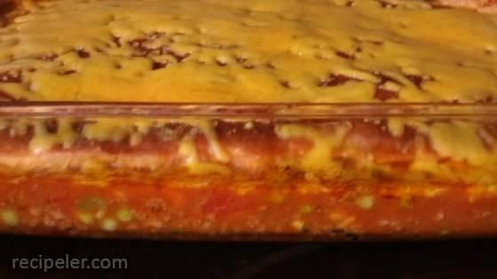 Michele's Ground Beef Casserole