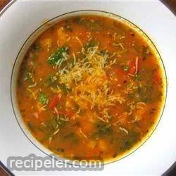 Michelle's Creamy Minestrone (Slow Cooker)