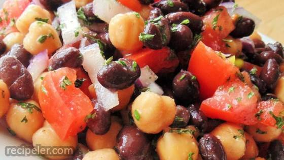 Middle Eastern Balela Salad