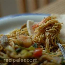 Mie Goreng - ndonesian Fried Noodles