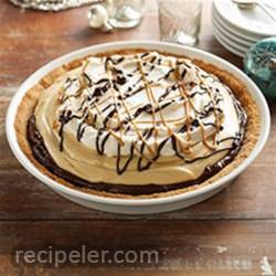 Mile-High Peanut Butter Pie